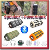 audio tune - Power bank Speaker Ditter S33 Splash Shower Tunes Portable Speaker Colors with RETAIL BOX DHL FREE