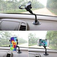 Wholesale Universal Rotation Lazy Car Mount Holder Bracket for GPS Mobile Phone