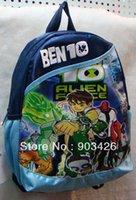 Wholesale DHL High Quality Ben Children s School Bag Rucksack Cartoon School Backpack G2361 on Sale