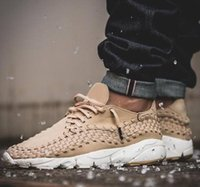 athletic sportswear - Lab Air Footscape Woven NM Training Sneakers Shoes Discount cheap new men Driving Shoes Men s athletic Shoes Sportswear Footwear Shoes