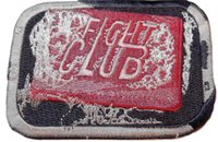 bar of soap - FIGHT CLUB Bar of Soap TV Series Fancy Dress Costume Embroidered iron on patch TRANSFER APPLIQUE