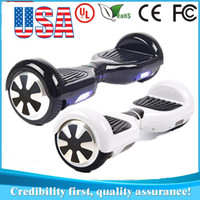 Wholesale New Scooter inch hoverboard Wheel Smart Balance Electric Scooter Hoverboard Standing Drift Board