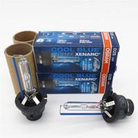 Wholesale Original OSRAM Cool Blue Intense Xenarc D2S V W CBI HID Xenon Bulb K Headlight Original Car Light Source