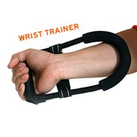 Wholesale Sport Power Twister Black Gym Arm Exercise Equipment Wrist Force Home Fitness Body Building L59
