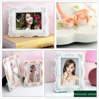 Wholesale Creative design Resin photo frame European rose noble luxury Photo frame inch inch inch inch inch inch