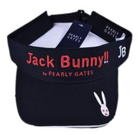 art headwears - Golf PG Hat Sports Caps JB Headwears Jack Bunny Golf Clubs Outdoor Hats By PEARLY GATES