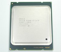 Wholesale Original E5 E5 Intel Xeon E5 Processor GHz M Cache GT s LGA SR0H8 C1 SROKX C2 E5 CPU normal work