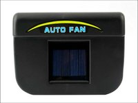Wholesale Solar Powered Car fans solar Auto Cool Fan Car Air Ventilation System Car Cooler Cooling Fan Auto fan
