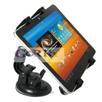 Wholesale Car Suction Cup Mount Stand Tablet PC Holder For iPad Pro Samsung Galaxy Tab Tab S2 Note N8000 Tablet PC PBJ