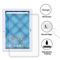 Wholesale Qiaogle Anti explosion Tempered Glass Screen Protector Ultra Hard For Acer Iconia One B3 A10 inch Premium Screen Protector