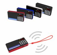 Wholesale NEW Hi Rice SD Digital FM AM radio LED USB TF Mp3 Player Speaker For Parents
