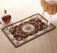 bathroom and kitchen supplies - The supply of kitchen and bathroom toilet mat mat mat in front of the hall door mat
