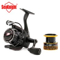 Wholesale New SeaKnight Top Quality High Speed WR2000H H BB Spinning Fishing Reel Carp Fishing Reel Deep Shallow Spool