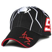 ant hat - 2016 Ants embroidery F1 sport MOTO GP Rossi cap motorbike team hats