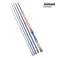 fly rod - Fairiland ft m SEC Fly Fishing Rod Carbon Freshwater Blue Fashion Design Fly Rod