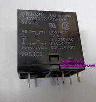 Wholesale 2PCS V PCB power relay G4W P US TV5 VDC TV A VAC new