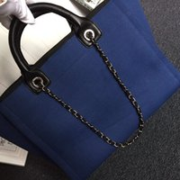denim fabric - 2016 new arrival women casual real leather genunie leather denim Fabric hot sale handbags fashion shoulder bag