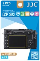 Wholesale JJC LCP XE2 Anti smudge Anti reflecting Anti scratch High transmission LCD Guard Film Screen Protector for FUJIFILM X E2 CAMERA