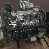 Wholesale FAW truck engine DW93 E3 KW engine cylinder in line direct injection turbocharged intercooling common rail electronic unit pump