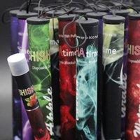 Cheap E ShiSha Time Disposable Cigarette E HOOKAH 500 Puffs Various Fruit Flavors Colorful SHISHA TIME Pens Electronic Cigarette