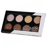 acne reviews - HOT NYX Highlight Contour Pro Patched Review color high light shade repair disk piece send Christmas gifts
