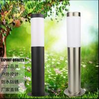 Wholesale White Warm White Garden LED Lawn Light V light Landscape Wall Yard Path LED Lawn Lamp Garden Light