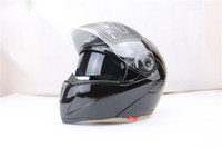 Wholesale 2016 hot sale motorcycle helmets With Inner Sun Visor Double Lens Motorbike Helmet high quality multicolor helmets