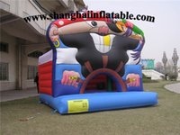 Wholesale High Quality Kids Jumping Castle Inflatable Bounce House for Playground