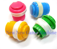 Wholesale 100pcs Pack Factory Price High Quality Amusement Games Machine s Accessory mm Arcade Push Buttons