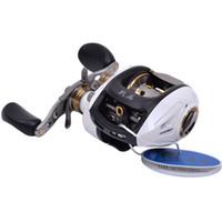 Wholesale HAIBO Steed Full Metal BB Lure Reel Water Drop Wheel Fishing Tackle Shop Baitcasting Reel carretilha pesca Carp Fishing daiwa