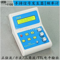 Wholesale UDB1108S MHz with frequency sweep function DDS Function Signal Generator Source With MHz Frequency Counter DDS