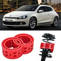 Wholesale 2pcs Super Power Rear Car Auto Shock Absorber Spring Bumper Power Cushion Buffer Special For Volkswagen Scirocco