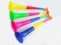 vuvuzela horn - 60cm Cheerleading High Quality Fan Horns World Long VUVUZELA Football Fan Cheering Horns Football Trumpet Loudspeaker