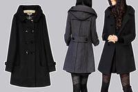 Wholesale Casaco Feminino Winter Coat Female Coats Casacos Trench Coat Jacket XL XL Sobretudo Preto For Womenn Cashmere Woolen Jacket