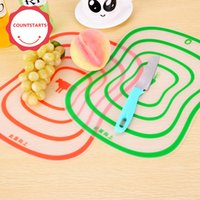 Wholesale 2016 New design kitchen dining chopping blocks fruit cutting board creative convenience
