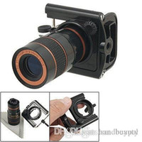 Wholesale Zoom Optical Lens Telescope for Camera Mobile Phone with universal holder