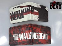 Wholesale Fear the walking dead line wallet fight the dead fear the living tide of boys and girls purse the student individuality wallet