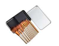 Wholesale Factory Hot set N3 Makeup Brush kit Sets for eyeshadow Brushes Cosmetic Brushes Tool