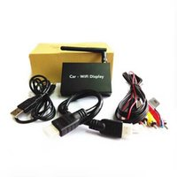 Wholesale Car WIFI DISPLAY car wifi mirror link BOX Convenient to enjoy the car mobile WiFi