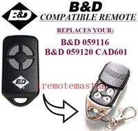b d auto - B D remote control replacement