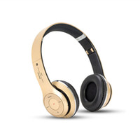 Cheap Factory Outlet S460 Bluetooth Headphones STEREO Headphone S460 wireless On-ear Headsets Earphones MP3 TF card microphone headphones DHL Free
