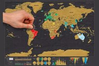 animal scratch - Top quality Piece In Stock Deluxe Scratch Map Deluxe Scratch World Map x cm