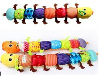 Wholesale Lamaze Musical Inchworm Lamaze musical plush toys Lamaze educational toys ZD001B