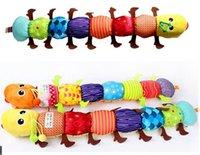 Wholesale Lamaze Musical Inchworm Lamaze musical plush toys Lamaze educational toys ZD001B