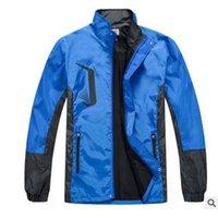 Wholesale Fall Men s Warm Windbreaker Plus Size XL Man Autumn Winter Windbreaker Jackets Men Outdoor Sports Coat Mountain Coat