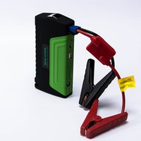 Wholesale 50800mAh V Super Car Jump Starter Auto Engine EPS Emergency Start Battery Source Laptop Portable Charger Mobile Phone Power Bank SOS