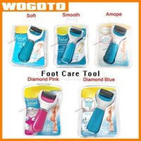 diamond tools - Foot Care tools Amope Diamond Smooth Soft Amope Diamond Pink Diamond Blue Express Pedi Electric Foot File Fast Ship Top Quality vs Nuface