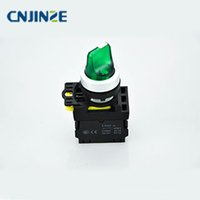 Wholesale Light Rotary Select Selector Switch Short handle IP65