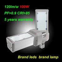 Wholesale Brand leds high CRI PF LUMEN long lifespan street lamp lights w