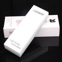 best whetstones - Yijian double sided Grit China merchandise double sides sharpening whetstone with best Fine sharpening